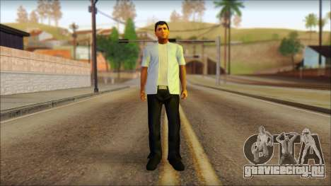 Michael from GTA 5 v4 для GTA San Andreas