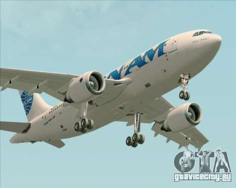 Airbus A310-324 Pan American World Airways для GTA San Andreas вид сбоку