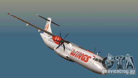Indonesian Plane Wings Air для GTA San Andreas