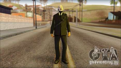 Rob v1 для GTA San Andreas