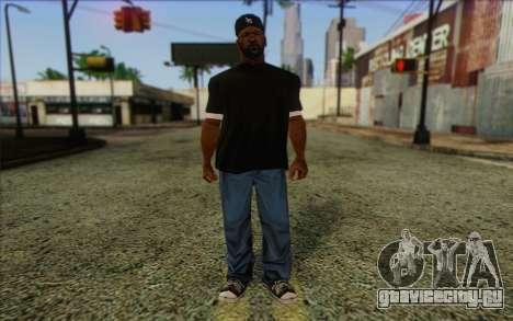 N.W.A Skin 4 для GTA San Andreas
