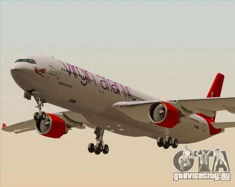 Airbus A330-300 Virgin Atlantic Airways для GTA San Andreas