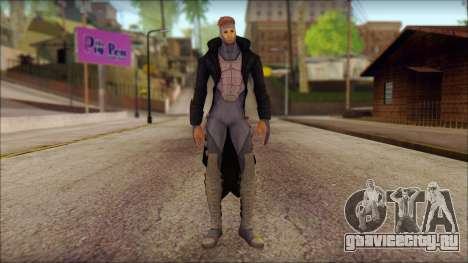 Gambit Deadpool The Game Cable для GTA San Andreas