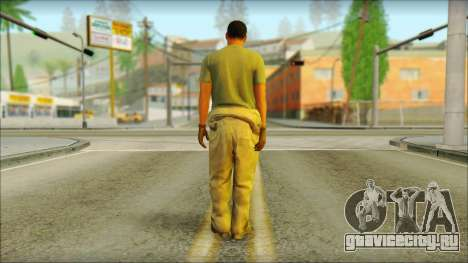 GTA 5 Soldier v3 для GTA San Andreas второй скриншот