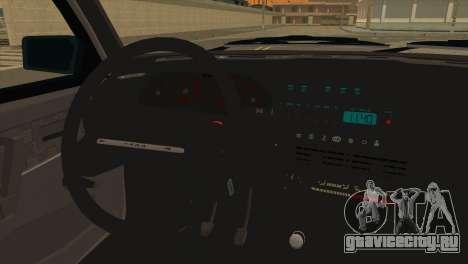 ВАЗ 2113 Сток для GTA San Andreas вид сзади слева