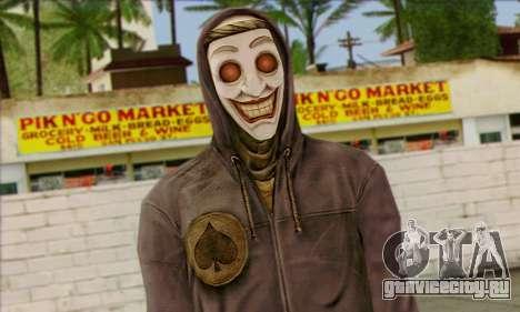 Бандит Джокера (Injustice) для GTA San Andreas третий скриншот