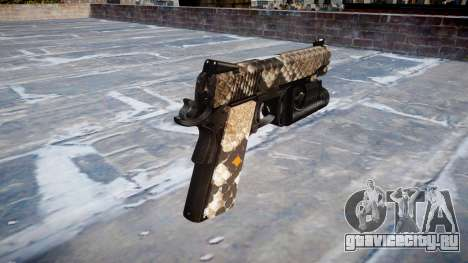 Пистолет Kimber 1911 Viper для GTA 4 второй скриншот