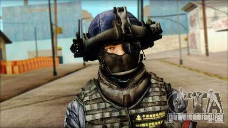 MG from PLA v3 для GTA San Andreas третий скриншот