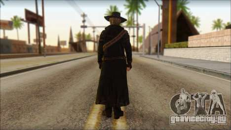 Ray McCall Gunslinger для GTA San Andreas второй скриншот
