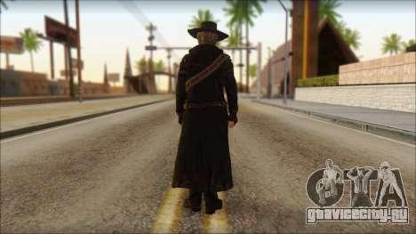 Ray McCall Gunslinger для GTA San Andreas второй скриншот