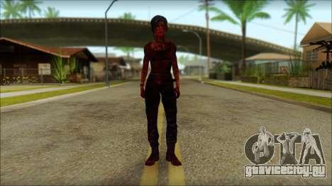 Tomb Raider Skin 9 2013 для GTA San Andreas