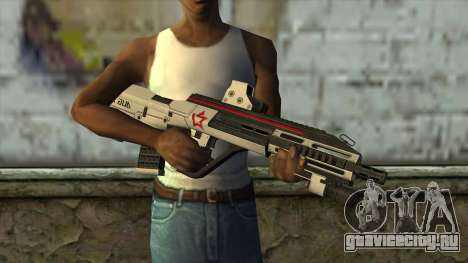 AUG A3 from PointBlank v2 для GTA San Andreas третий скриншот