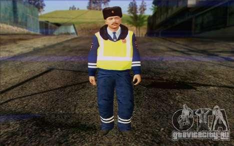ДПС Скин 3 для GTA San Andreas