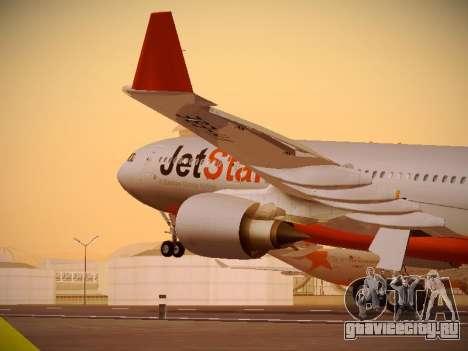 Airbus A330-200 Jetstar Airways для GTA San Andreas