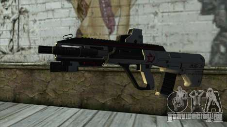 AUG A3 from PointBlank v2 для GTA San Andreas
