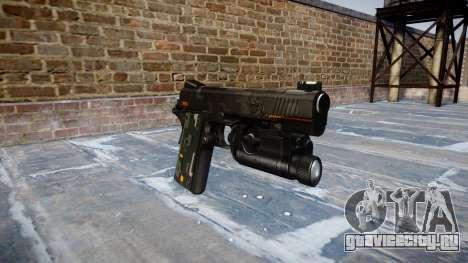 Пистолет Kimber 1911 CE Digital для GTA 4