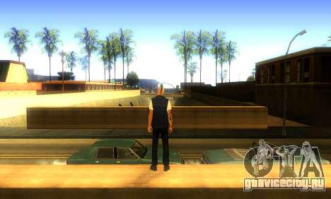 Панк v2 для GTA San Andreas третий скриншот
