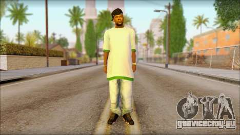 Sweet Full Replacement для GTA San Andreas
