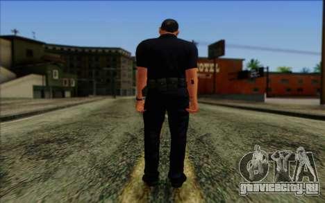 Полицейский (GTA 5) Skin 4 для GTA San Andreas второй скриншот