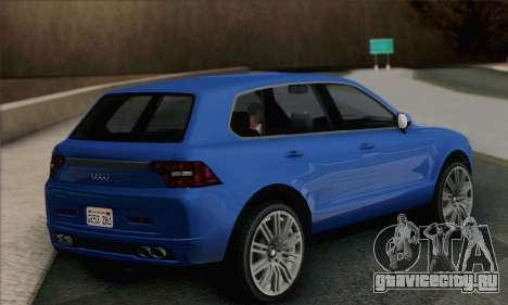 Obey Rocoto 1.0 (HQLM) для GTA San Andreas вид слева