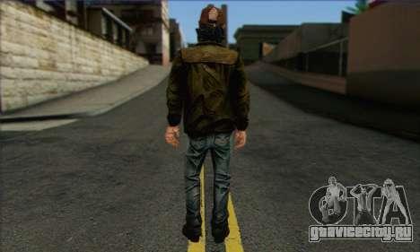 Kenny from The Walking Dead v2 для GTA San Andreas второй скриншот