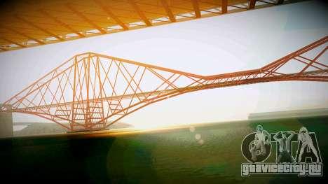 ENB series by Anonim для GTA San Andreas пятый скриншот
