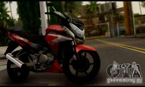 Honda CS1 для GTA San Andreas вид сзади слева