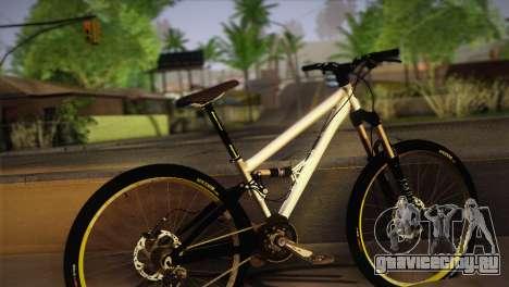 Banshee Rampant Bike для GTA San Andreas вид слева