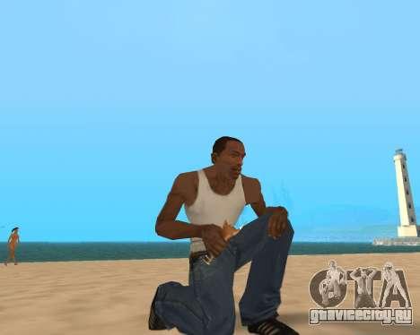 За ВДВ! для GTA San Andreas четвёртый скриншот