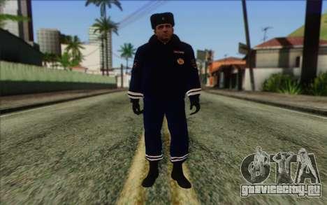 ДПС Скин 2 для GTA San Andreas
