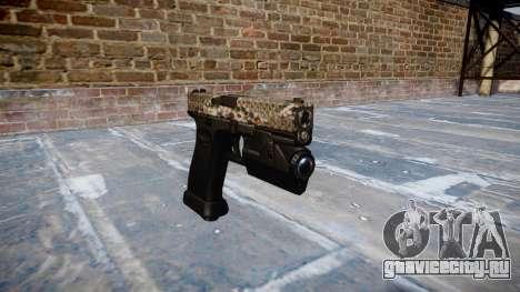 Пистолет Glock 20 viper для GTA 4