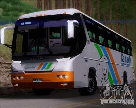 Comil Campione 3.45 Scania K420 Kamaldy для GTA San Andreas вид сбоку