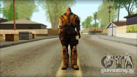 Deadpool The Game Cable для GTA San Andreas