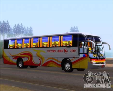 Marcopolo Victory Liner 7001 для GTA San Andreas