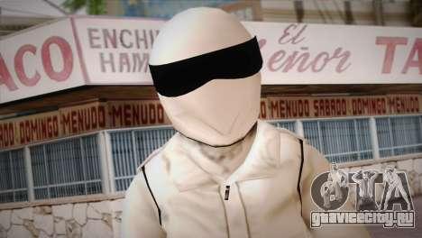 The Stig from Top Gear для GTA San Andreas третий скриншот