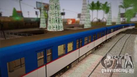 MRT-2 для GTA San Andreas вид сзади слева