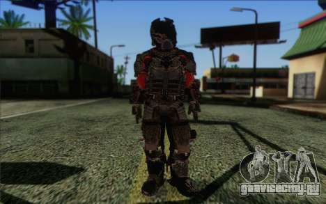 John Carver from Dead Space 3 для GTA San Andreas