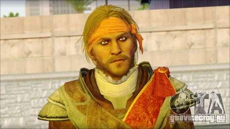 Edward Kenway Assassin Creed 4: Black Flag для GTA San Andreas третий скриншот