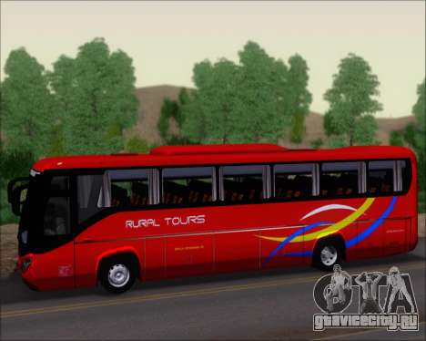 Yanson Viking 4th Generation Rural Tours 10010 для GTA San Andreas вид снизу