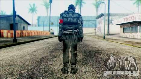 Manhunt Ped 1 для GTA San Andreas второй скриншот