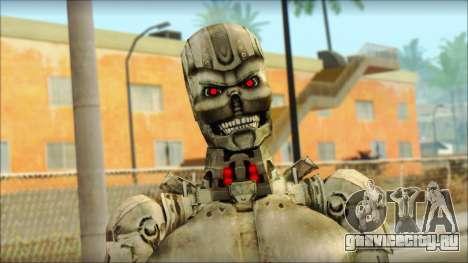 T900 (Терминатор 3: Война машин) для GTA San Andreas третий скриншот