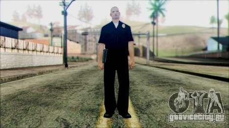 Lapd1 from Beta Version для GTA San Andreas