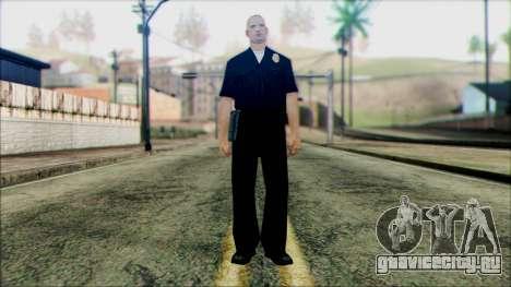 Lapd1 from Beta Version для GTA San Andreas