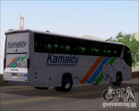 Comil Campione 3.45 Scania K420 Kamaldy для GTA San Andreas вид сзади слева