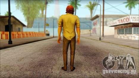 Bigdy Wolf для GTA San Andreas второй скриншот