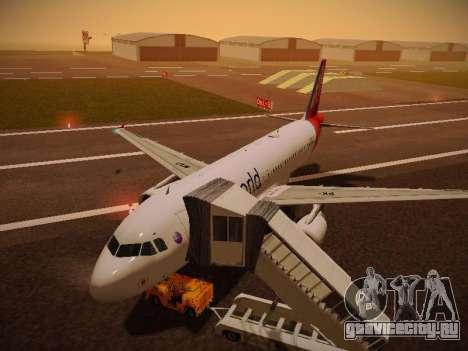 Airbus A320-214 TAM Oneworld для GTA San Andreas