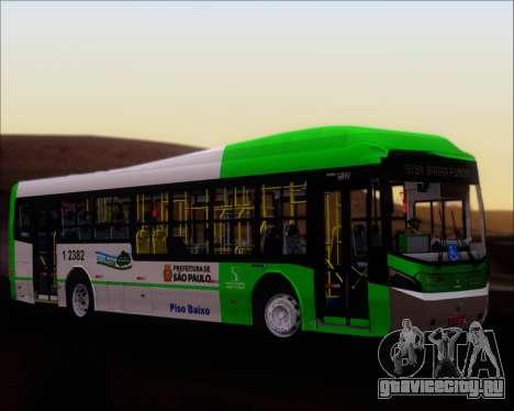 Caio Induscar Millennium BRT Viacao Gato Preto для GTA San Andreas