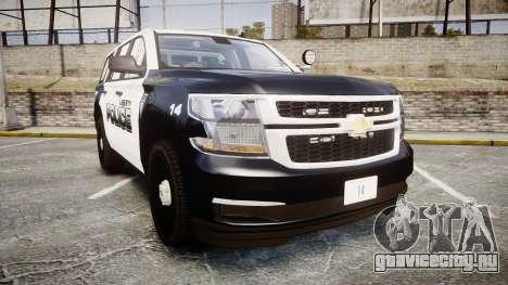Chevrolet Tahoe 2015 Liberty Police [ELS] для GTA 4