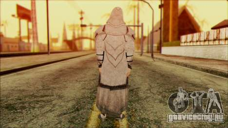 Old Altair from Assassins Creed для GTA San Andreas второй скриншот