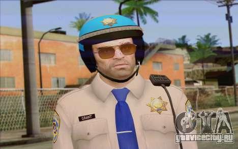 Trevor Phillips Skin v7 для GTA San Andreas третий скриншот